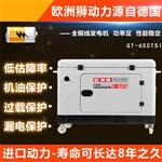 欧洲狮5kw静音柴油发电机