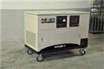 LED车载20KW静音汽油发电机规格