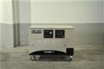 广告车用20KW静音汽油发电机