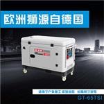 LED车载12KW柴油发电机价格