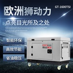 别墅全自动15KW柴油发电机