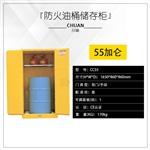 油桶防火储存柜110加仑55加仑上海生产厂送货