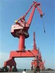 上海报废码头吊回收,浦东废旧海港吊回收
