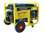 石油管道用250A汽油動力發電機電焊機