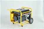 220v單缸5KW移動汽油發電機