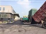 重慶道路專業白改黑施工公司 瀝青路面攤鋪設價格
