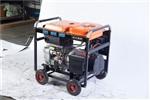 小風冷柴油發電焊機重量多少