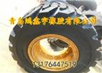自卸车实心轮胎16/70-20工程机械轮胎