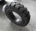 实物拍摄750-15实心轮胎叉车轮胎