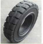 10-16.5实心轮胎实物轮胎拍摄叉车轮胎