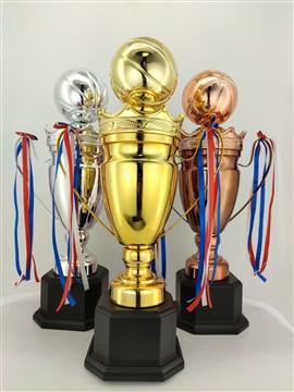 体育比赛奖杯订制、北京琉璃水晶奖杯、天津琉璃水晶奖