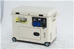 6kw静音柴油发电机静音户外用