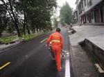 小区马路专业热熔标线 重庆地下停车库划线及设施安装