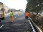 垫江学校专业划线施工 垫江地下停车库画线及设施安装