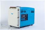 6KW静音柴油发电机单相移动电源