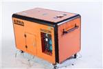 交流双缸15KW静音柴油发电机参数