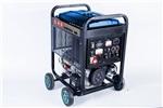 二保焊汽油发电一体机