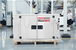 冷藏車25千瓦柴油發電機