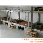 成都上下钢架床-定做-批发-四川成都双层钢架床厂家