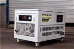 25千瓦靜音汽油發電機移動型電源