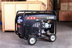 夜间用发电电焊机190A汽油款