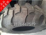 徐州老厂发货挖掘机轮胎17.5L-24平整机轮胎