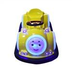 小金宝托马斯卡通儿童电动车双人遥控碰碰车