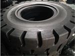 如何安装实心轮胎1400-24叉车轮胎