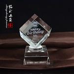專業定做企業員工禮品 水晶特色創意紀念品 水晶禮品