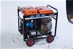 5KW柴油发电机开架式应急使用