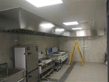 济南厨房排风罩设计遵循原则