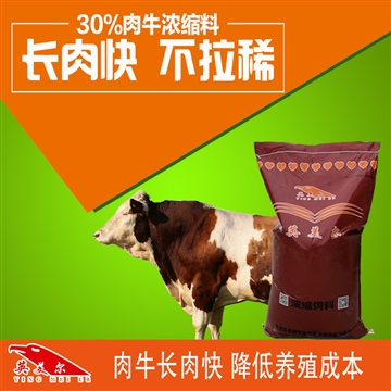 牛如何快速催肥可以缩短肉牛出栏周期