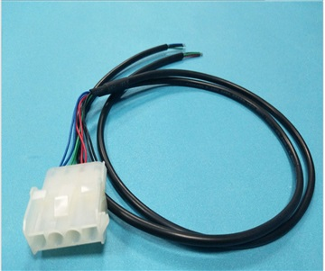 供应大4P端子线束,玩具连接线,汽车线束生产厂家