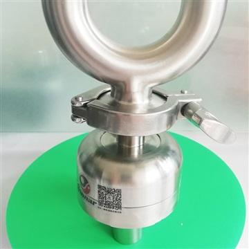 304/316L不銹鋼感應水龍頭醫院感應水龍頭3D