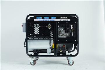 BT-400TSI移动式柴油发电电焊机