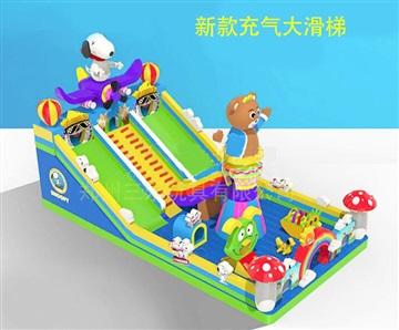 四川资阳新款式大型儿童充气城堡工厂特别制作