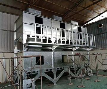 邹平伟航新款催化燃烧设备,干式打磨吸尘柜品质保证