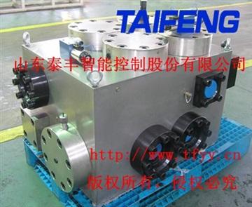 泰丰液压厂家现货直销锻压机械用阀块