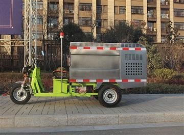 三輪霧炮灑水車  高壓清洗電動車 消毒電瓶三輪車