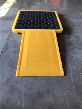青島聚乙烯防漏托盤-1桶2桶4桶廠價送貨