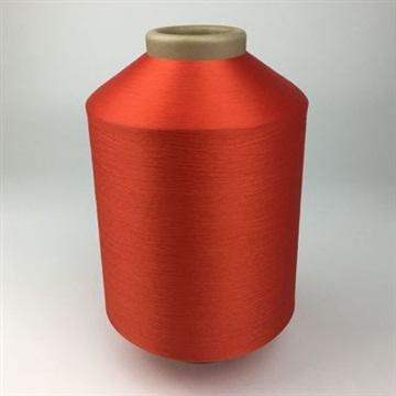 金霞新材料彩色滌綸絲 紗線 多色雙色滌綸絲