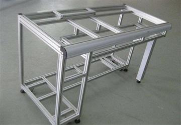 厂家生产健身器材,跑步机边框铝型材加工