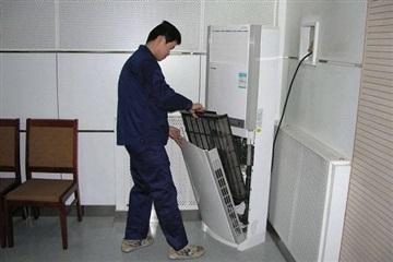 格力中央空調冷水機組節能維護保養