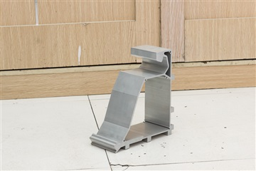 江陰廠家生產深加工插片散熱器,太陽能鋁邊框鋁型材