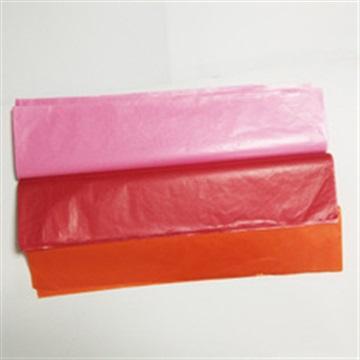 24g红色牛油纸 大量库存13个颜色批发 半透明纸
