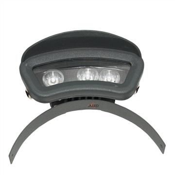 LED瓦楞灯,3W加厚压铸铝亮化灯具
