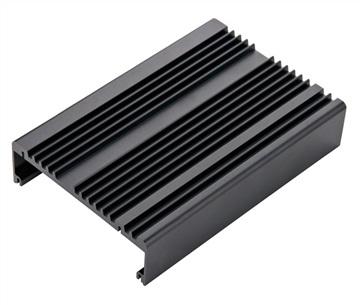 厂家生产氧化异型外壳,铝方管,户外用品铝型材