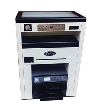 广告商印标签的不干胶打印机占地面积小