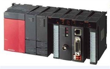 三菱Q00 PLC编程及数据采集