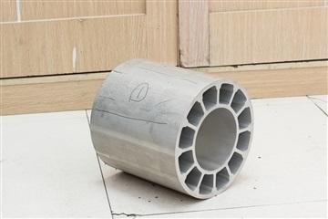 厂家生产离合器,散热盖板铝型材精加工